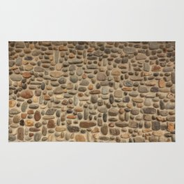 Mosaic Pebble Wall Rug