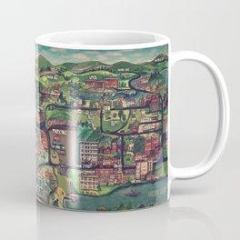 Memories of Lake Placid Coffee Mug