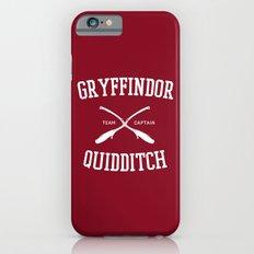 Hogwarts Quidditch Team: Gryffindor iPhone 6s Slim Case