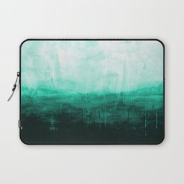 Paint 8 abstract minimal modern water ocean wave painting must have canvas affordable fine art Laptop Sleeve
