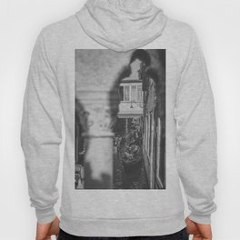 A view of Venice in B/W Hoody