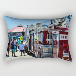 HB Community (Surf City USA) Rectangular Pillow