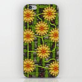 Dandelion Garden iPhone Skin