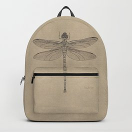 Dragonfly Fossil Dos Backpack