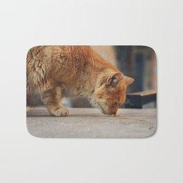 Toffee cat Bath Mat