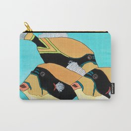 Humuhumunukunukuapua'a - Reef Triggerfish Carry-All Pouch