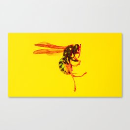 Bugged #02 Canvas Print
