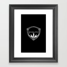 GGDUB CREST  Framed Art Print