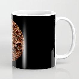 Ancient Mayan Sun Calendar Coffee Mug