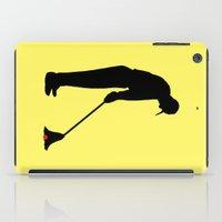 golf iPad Cases featuring GOLF by INNOCENT DESIGNER