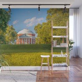 Virginia Charlottesville Lawn Print Wall Mural