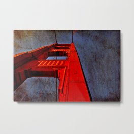San Francisco- Golden Gate Metal Print