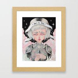 Born for This Framed Art Print