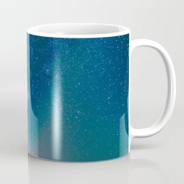 Desert Summer Milky Way Coffee Mug