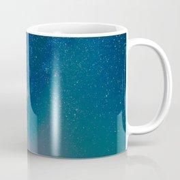 Desert Summer Milky Way Coffee Mug