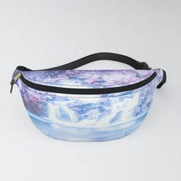 Mermaid Waterfall Fanny Pack