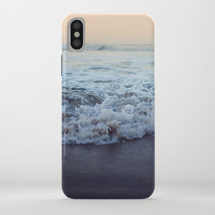 Crash into Me iPhone Case