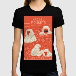Actual Arctic Snow Monkeys T-shirt
