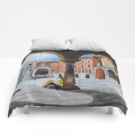 PIAZZA DANTE VERONA Comforters