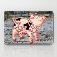 piglet iPad Cases featuring Piglet Knot by Knot Your World