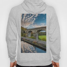 Chirk Aqueduct And Viaduct Hoody