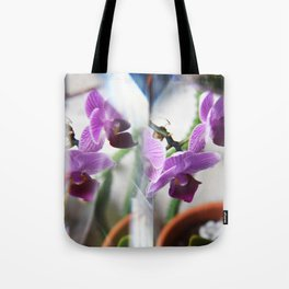 Orchid Light Tote Bag
