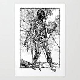 CENOBITE IV Art Print
