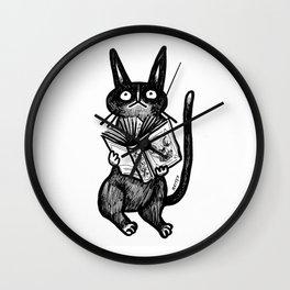 lore kat Wall Clock