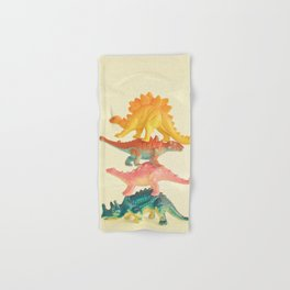 Dinosaur Antics Hand & Bath Towel