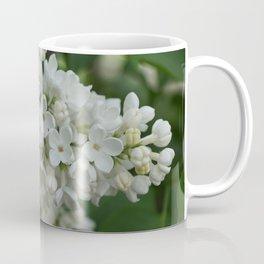 White Lilac Coffee Mug