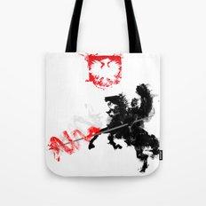 Polish Hussar Tote Bag