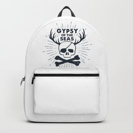 Gypsy Of The Seas Backpack