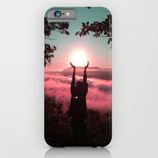 Holding the Sun iPhone 6s Slim Case