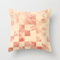 battlefield Throw Pillows featuring the battlefield by rejagalu
