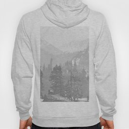 Bear in the mountains Hoody