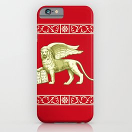Flag of Venice Venezia iPhone Case