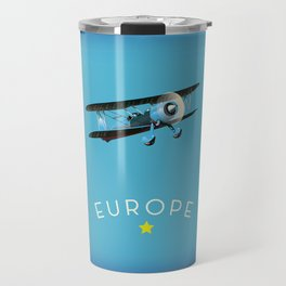 Europe Travel Mug