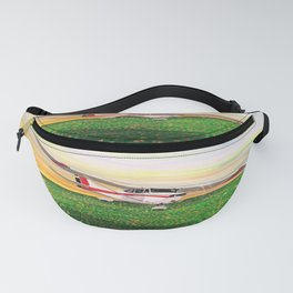The Flight Of Sunflowers Fanny Pack