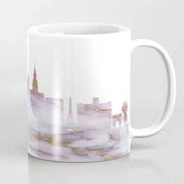 Las Vegas Nevada Skyline Coffee Mug