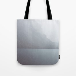 Snow in August Tote Bag
