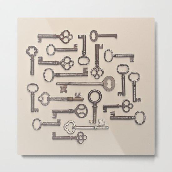 Labyrinth (Sunnier Version) Metal Print