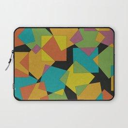 Playful Squares Laptop Sleeve