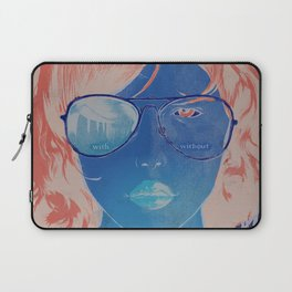 With & Without Laptop Sleeve