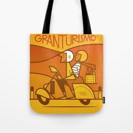 Granturismo Tote Bag