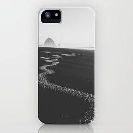 Haystack Rock #3 iPhone Case