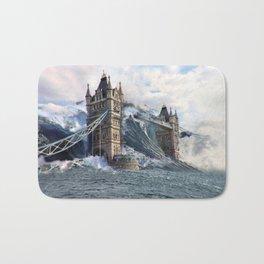 London Bridge Shower Bath Mat