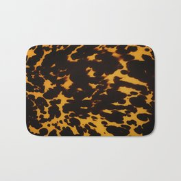 Art Deco polished Tortoise Shell Bath Mat