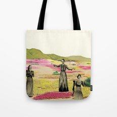 Human Cacti Tote Bag