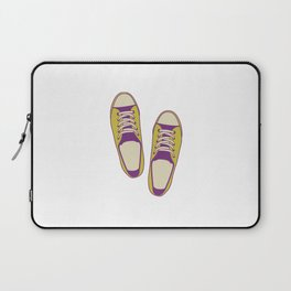 converse all star Laptop Sleeve