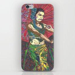 Yunan Dancer iPhone Skin